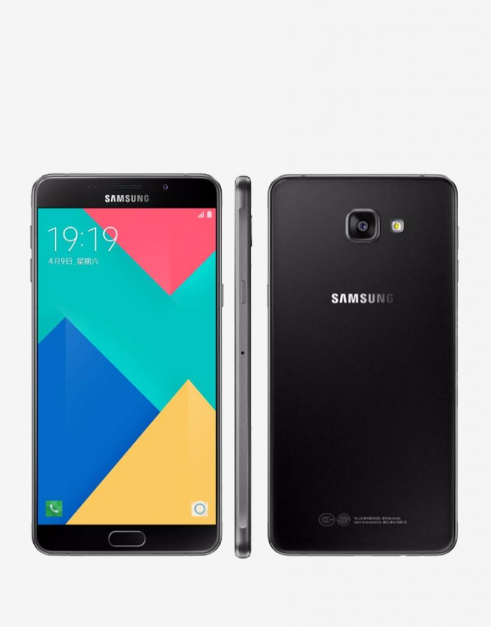 Samsung Galaxy A9 Pro Black 32gb Memory 4gb Ram Mobile Phones